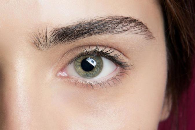 göz kayması için uygulanan egzersizler