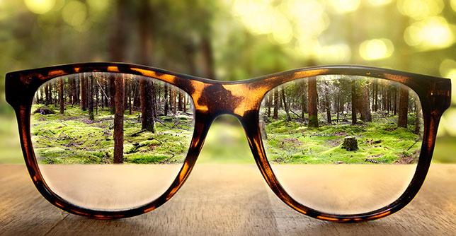 gözlük kullanımı