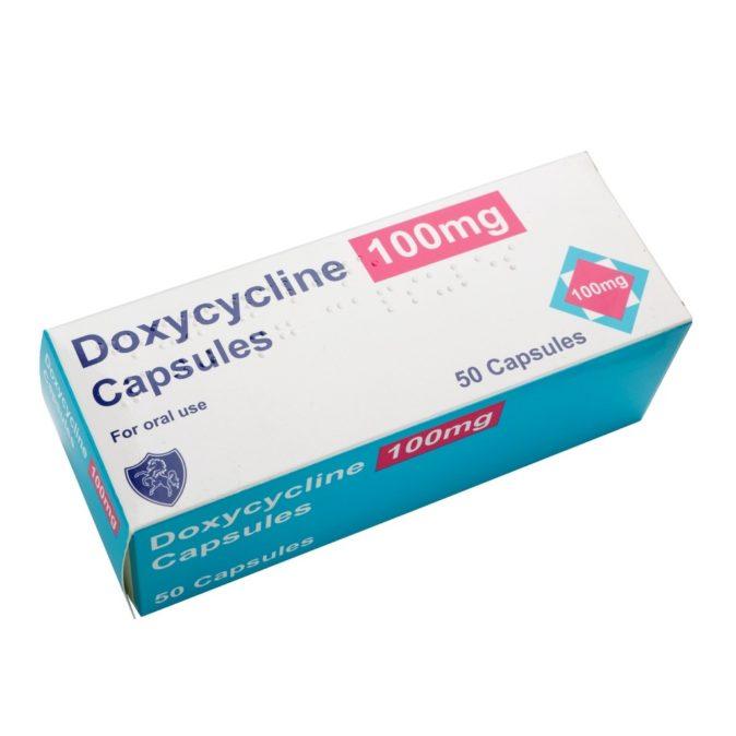 doxycycline göz enfeksiyonu