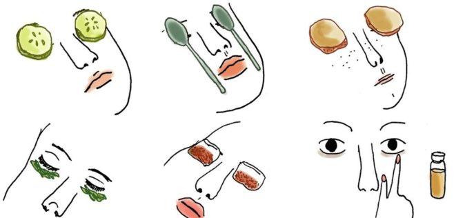 göz altı morluğu bitkisel tedavi yöntemleri
