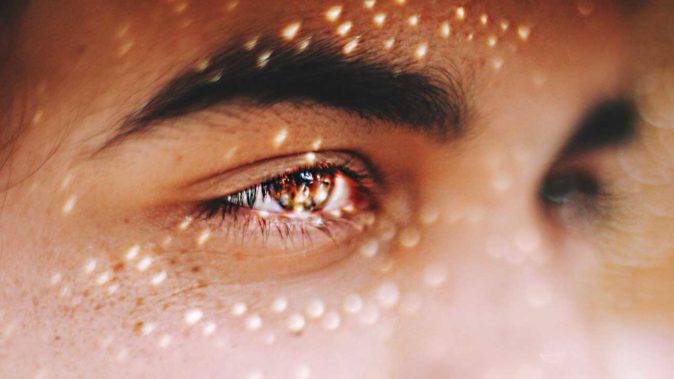 lazer ile göz rengi değiştirme